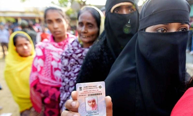 بھارت میں مسلمان ووٹرز کی تعداد 31 فیصد تک ہے، رپورٹ—فائل فوٹو: نیوز 18