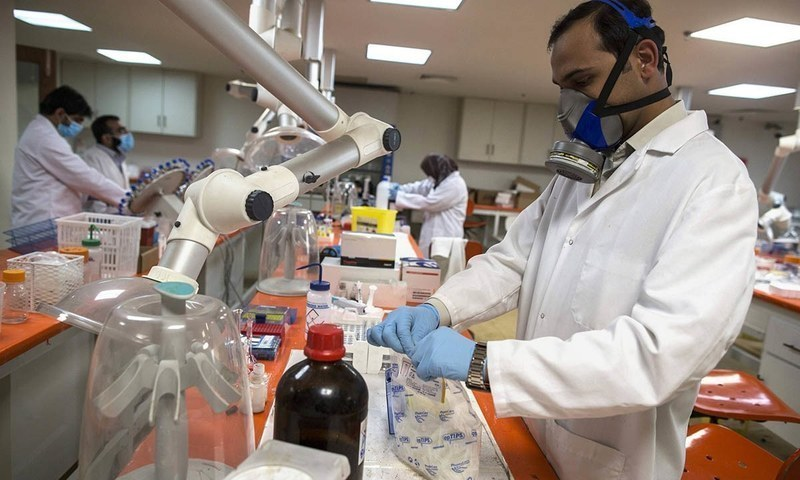 Share of Research and Development in PSDP for 2018-19 has been reduced from Rs4bn to Rs1.5bn, officials say. — Reuters/File