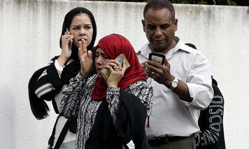 کرائسٹ چرچ کی 2 مساجد پر حملے میں 49 افراد ہلاک ہوئے  — فوٹو: اے پی