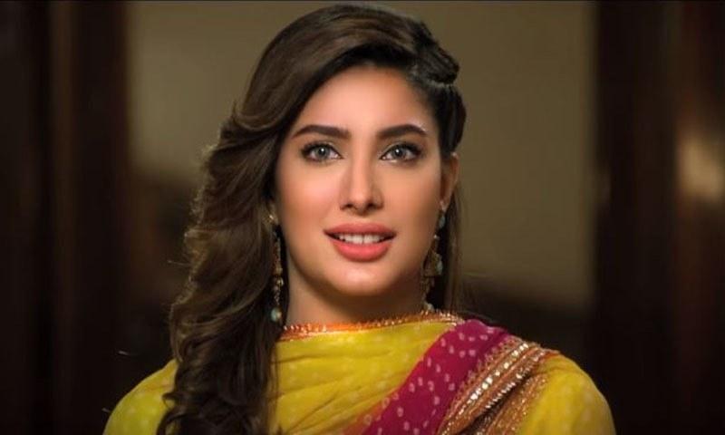 اداکارہ کو یوم پاکستان پر تمغہ امتیاز دیا جائے گا —فوٹو/ اسکرین شاٹ