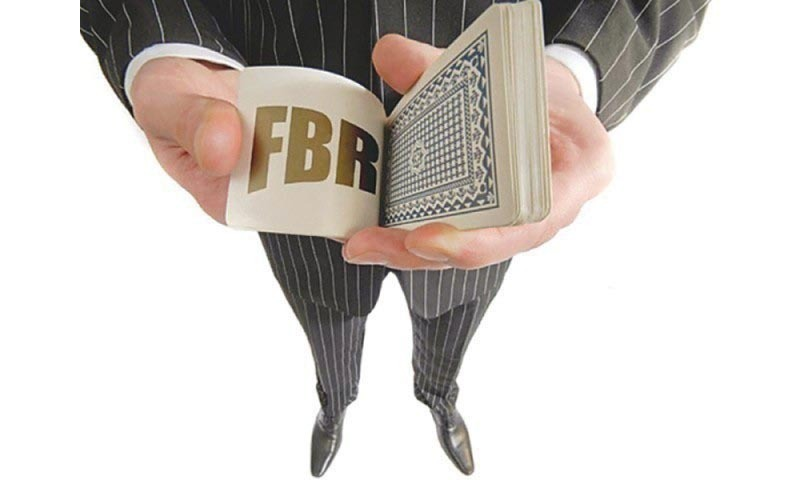 The FBR chairman says number of taxpayers is significantly low due to hidden wealth and large scale tax evasions. — Creative Commons