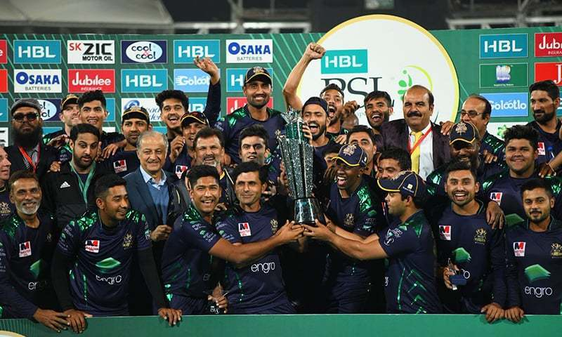 In pictures: Gladiators take home PSL 2019 trophy but Pakistani people stand the true winners