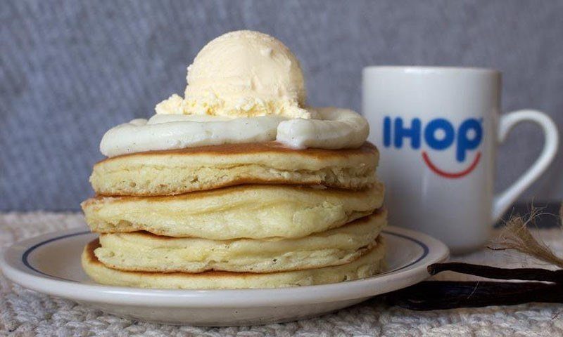 As per Bloomberg, the move is part of the American pancake restaurant's efforts to seek new revenue abroad. — Photo courtesy IHOP Twitter