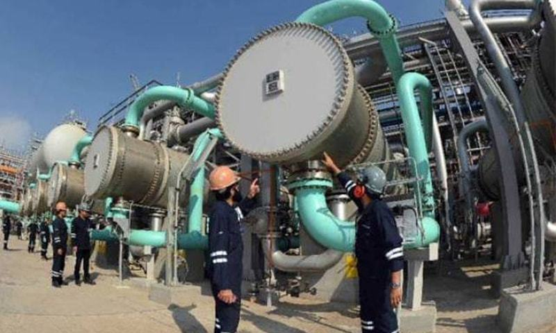 SSGC is in the process of floating tenders to set up 10 liquefied petroleum gas air-mix plants.— AFP/File