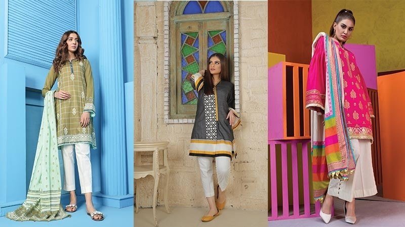Orient textiles has a new collection out with affordable, summery prints.
