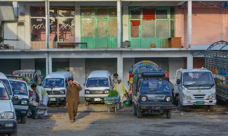 ADB's assistance will support the preparation and design of urban sector projects in Khyber Pakhtunkhwa.— Photo courtesy of ADB
