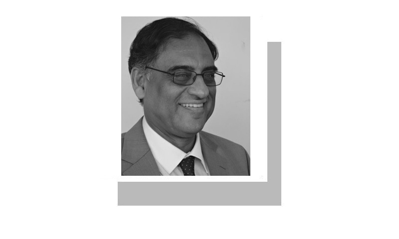 The writer is an author and critic. He has served on the board of the National Language Authority and is co-founder of the Karachi, Islamabad and Adab literary festivals.