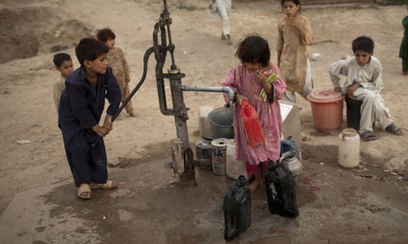 In a new report, the World Bank takes a deep look at what Pakistan needs to do to have a better future for its people. — AFP/File