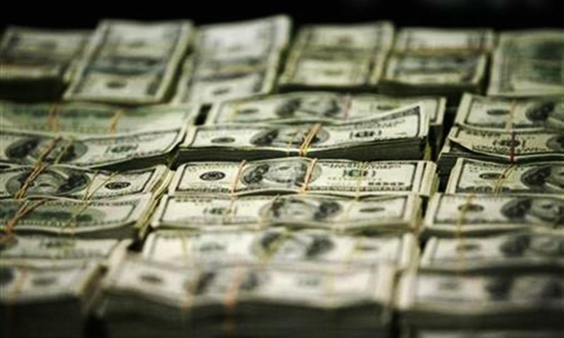 The UAE had promised to deposit $3bn in the SBP account with the second tranche of $1bn landing on Mar 13. ─ Reuters/File