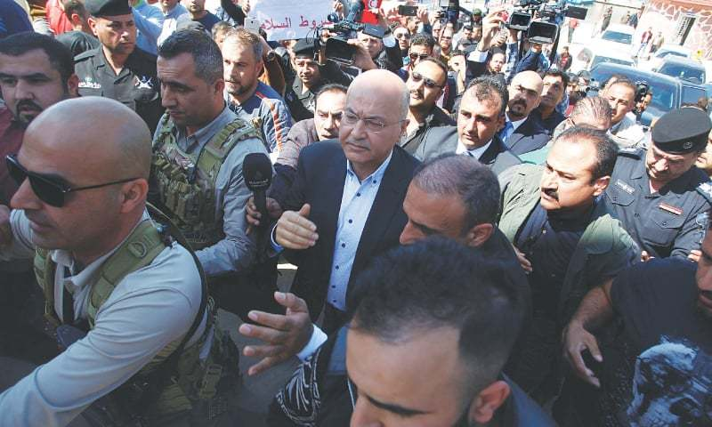 Iraq governor sacked over ferry disaster