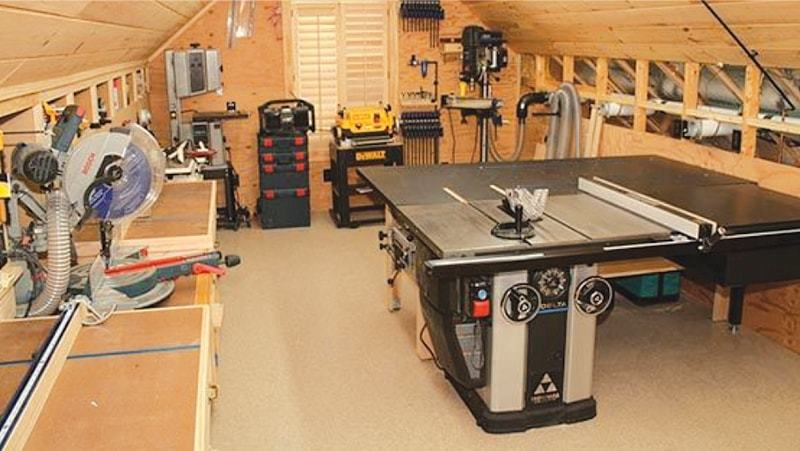 Portable Workshop Shed | https://www.scottcupit.com