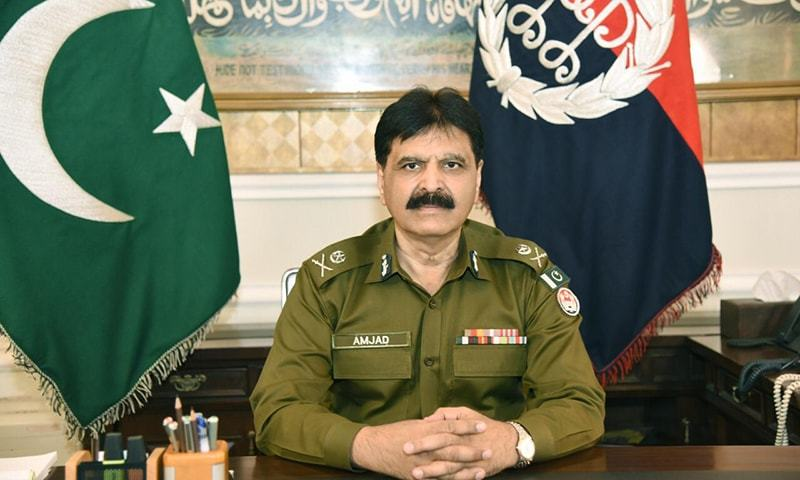 IGP says there will be zero tolerance for those causing damage to the police department.— Photo courtesy of Punjab police