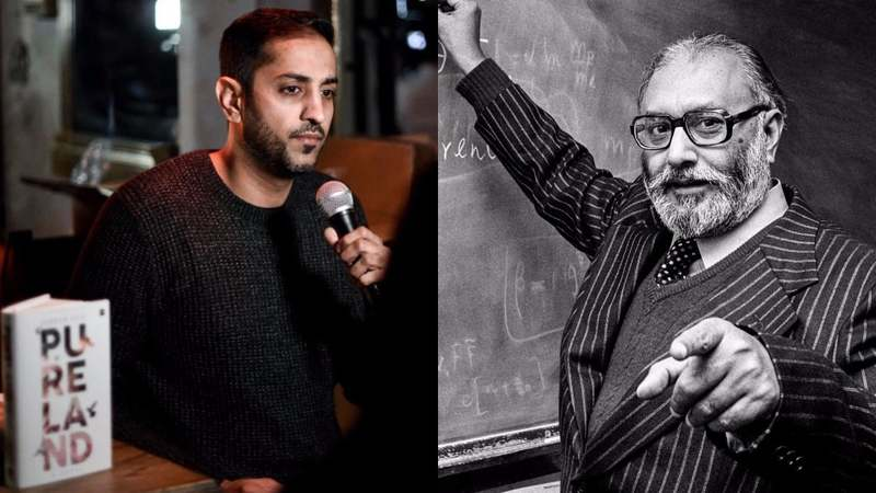 New novel Pureland is inspired by Dr Abdus Salam's journey