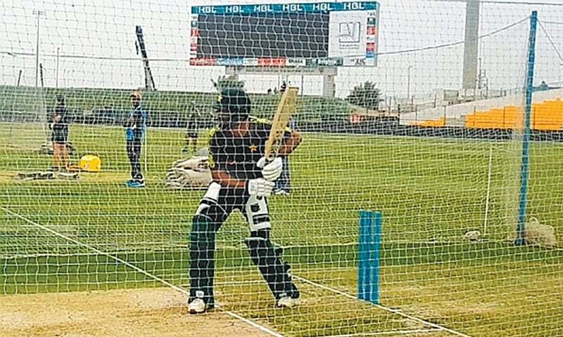 Rain delays start of third Pakistan-Australia ODI