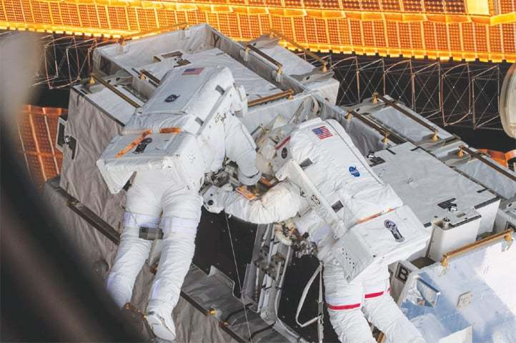 NASA cancels all feminine spacewalk, cites lack of well fitting spacesuits