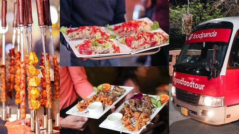 Foodies celebrated desi food with Chaat Shaat, BBQ Bazaar, Kohinoor and Mughlai Courtyard.