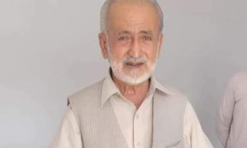 Sardar Fateh Muhammad Khan Buzdar, a three-time former MPA from DG Khan, passed away at his residence in Taunsa Sharif. ─ Photo courtesy Tariq Birmani