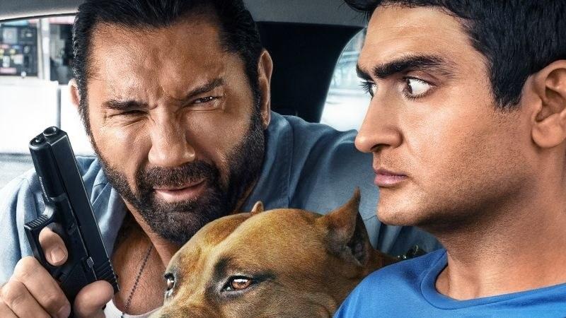 'Stuber' trailer: Kumail Nanjiani and Dave Bautista team up for rideshare comedy