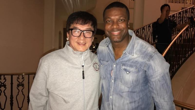 Did Jackie Chan and Chris Tucker just confirm Rush Hour 4?
