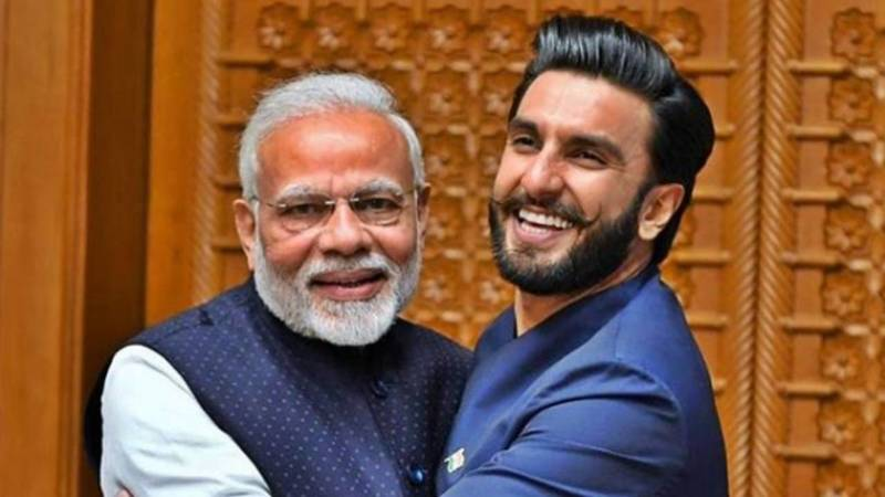 How Indian PM Modi tapped into Bollywood's star power for his re-election campaign
