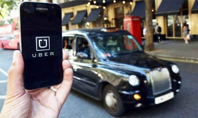 Uber files with SEC for its IPO