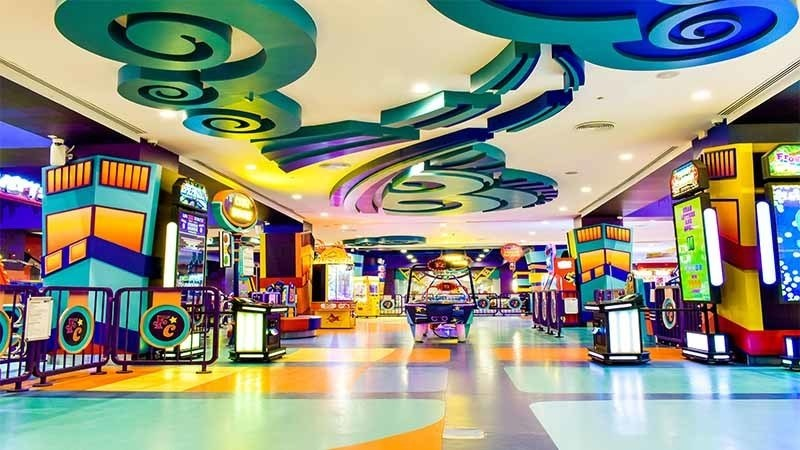 The indoor amusement facility bagged the award over 200 entertainment companies from Middle East and North Africa.