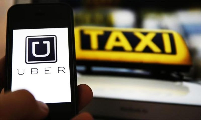 Uber lost $3.03bn in 2018 from operations. — AFP/File