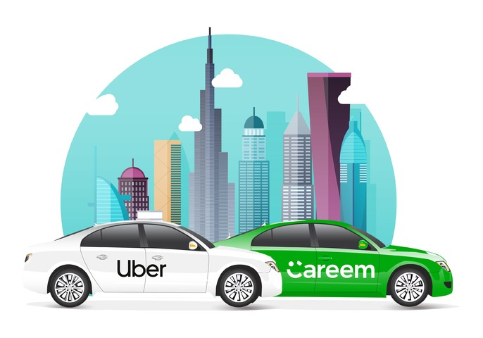 Millions of local customers of both Careem and Uber are curious to know about the impact of the deal.— Photo Courtesy: Careem