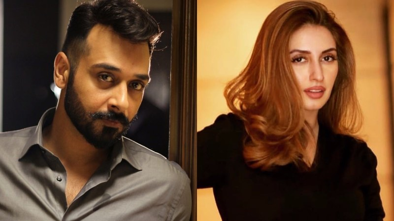 The duo will be working together for the first time; the cast also includes Gohar Rasheed and Imran Ashraf