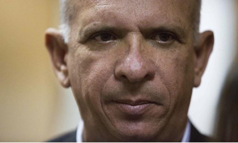 Venezuela's longtime spy chief retired Maj Gen Hugo Carvajal. — AP/File