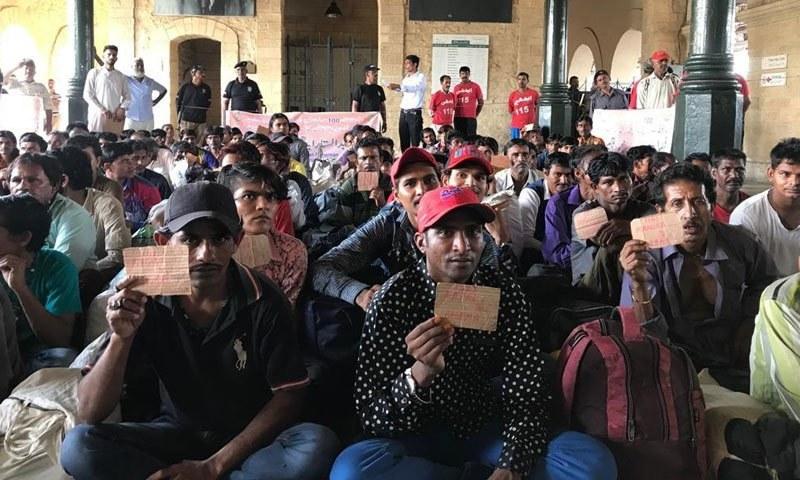 پاکستان نے رواں ماہ 260 بھارتی قیدیوں کو رہا کرنے کا اعلان کیا تھا—فوٹو:شاہد غزالی