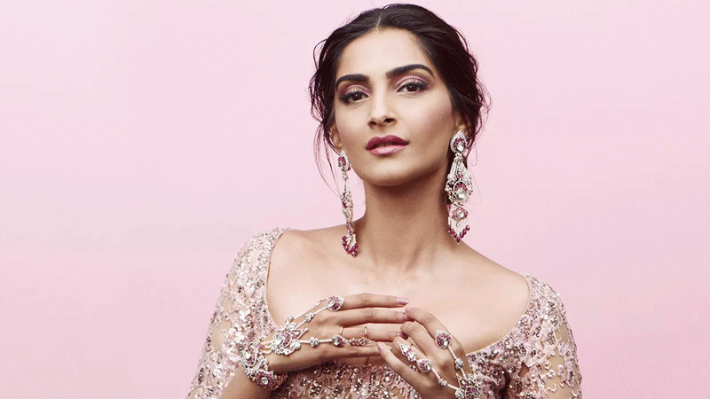 Sonam recalled a time when she was called names for looks.