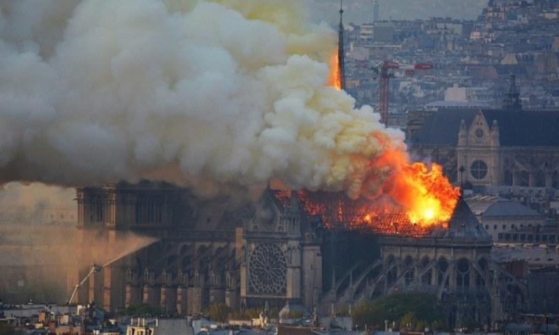 عالمی رہنماؤں نے گرجا گھر واقعے پر افسوس کا اظہار کیا—فوٹو: اے ایف پی