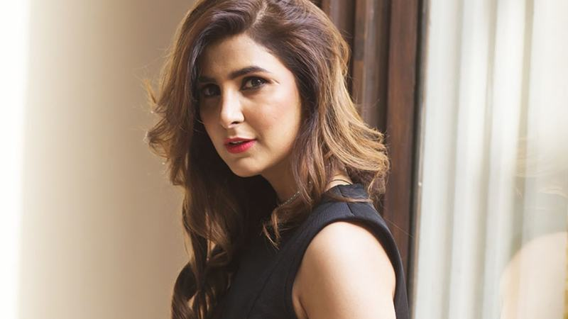 Model Areeba Habib is starting her own YouTube channel - Celebrity - Images