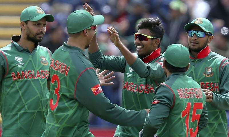 Bangladesh Release 15-Member Squad for World Cup 2019