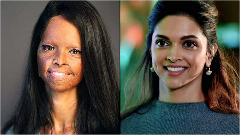 Here's the latest video of Deepika Padukone from the sets of Chhapaak