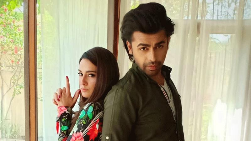 """Arsal and Ajiya are exactly like how they were in season 1,"" says Farhan."