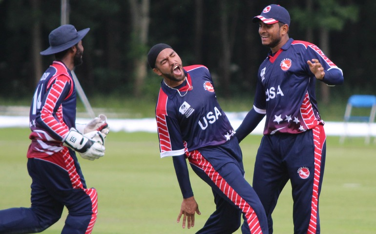 US  secure ODI status for the first time