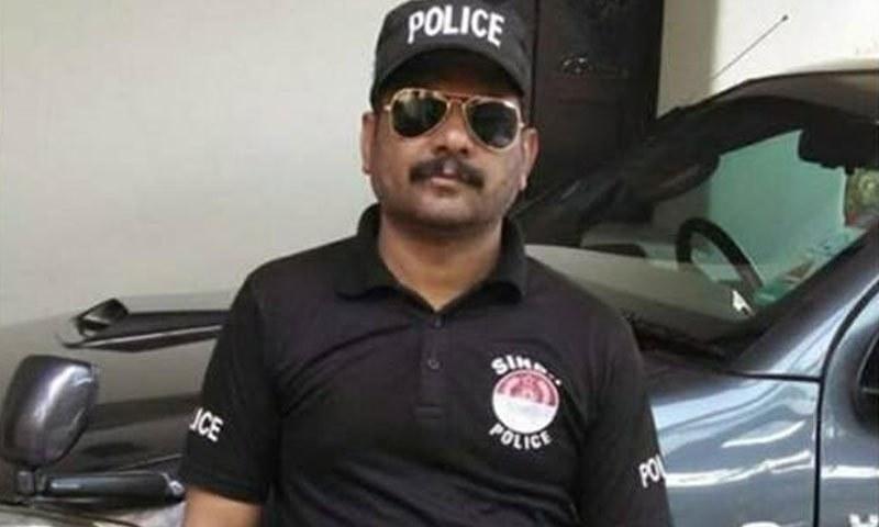پولیس اہلکار اپنے اور اپنی بیوہ بہن کے بچوں کا بھی واحد کفیل تھا — تصویر: کرائم نیوز فیس بک