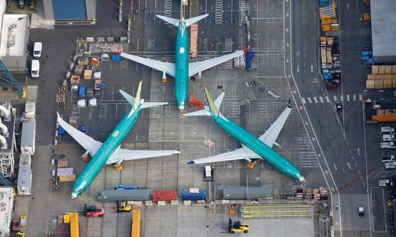Boeing drafts in legal heavyweight to deal with 737 Max issue