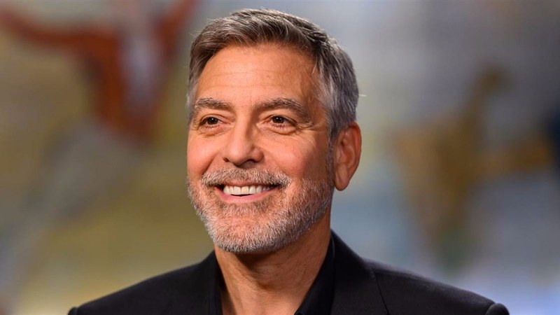 20 years after he left medical drama ER, Clooney is back with an adaptation of Joseph Heller's Catch-22.