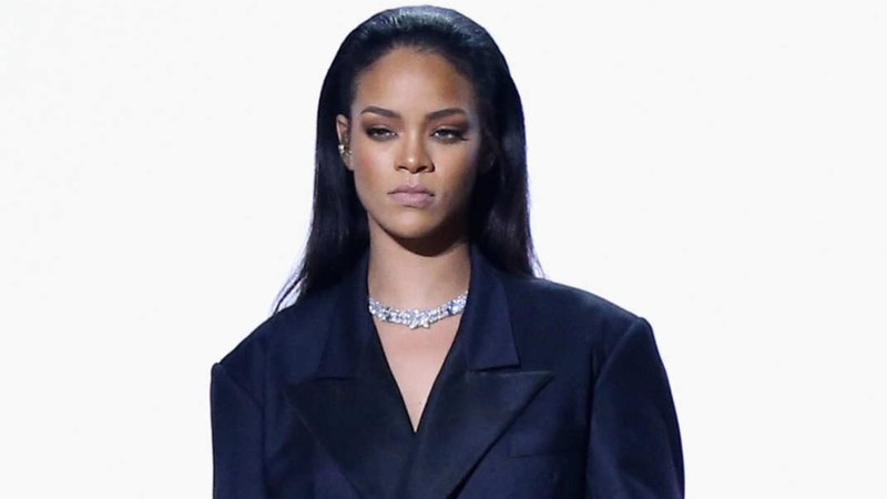 She's partnering with luxury goods conglomerate, LVMH Moët Hennessy Louis Vuitton to launch Fenty.
