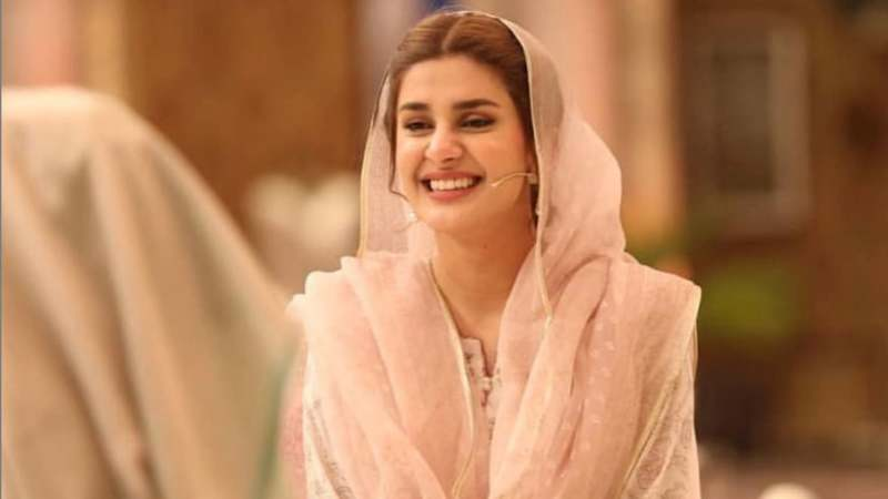 Kubra Khan has an important message for all those who fast and that is to calm down