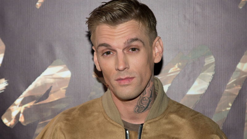 Aaron Carter attempts to clarify his Michael Jackson comments