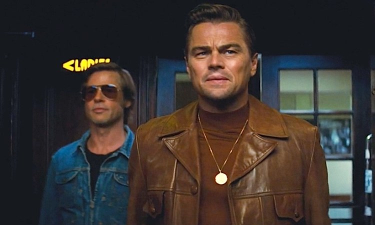 Quentin Tarantino's Once Upon a Time in Hollywood also stars Margot Robbie, Al Pacino and Luke Perry to name a few.