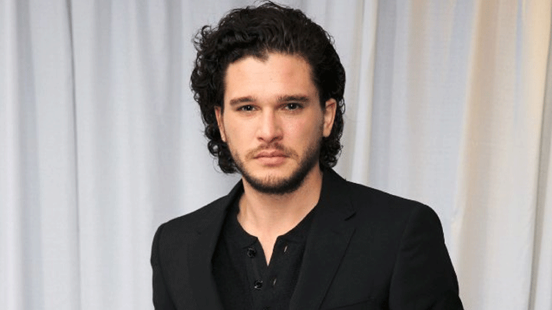 "Harington played Jon Snow in HBO's widely popular fantasy series ""Game of Thrones,"" which ended after eight seasons this month."