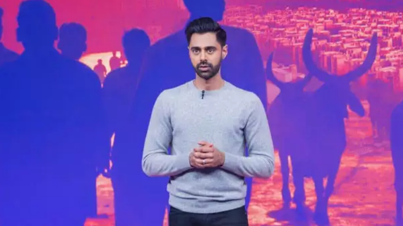 We're really starting to get used to our weekly dose of Hasan Minhaj.