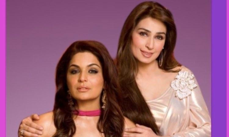 Bad blood? Reema and Meera? Nahhh.