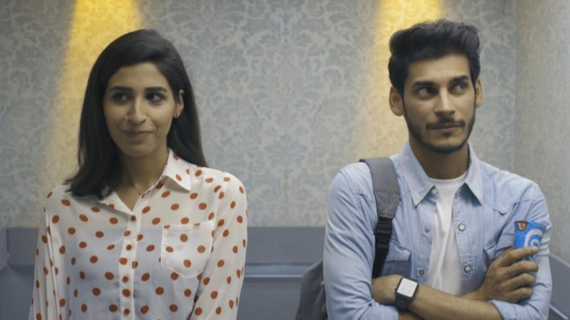 The quirky, feel-good series will feature protagonists Nida Butt (Vardah Aziz) and Sami Ansari (Hadi bin Arshad) who find each other through an internship at a media house.