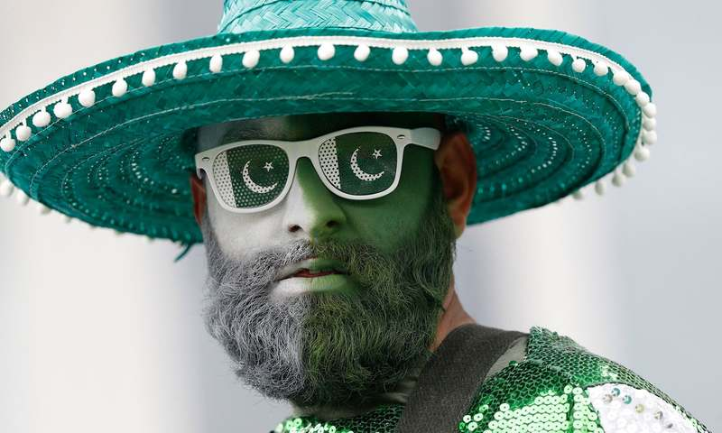 ورلڈ کپ میں پاکستانی رنگ